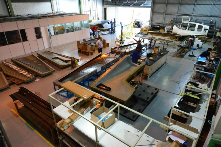 Novaer T-Xc prototype manufacturing status