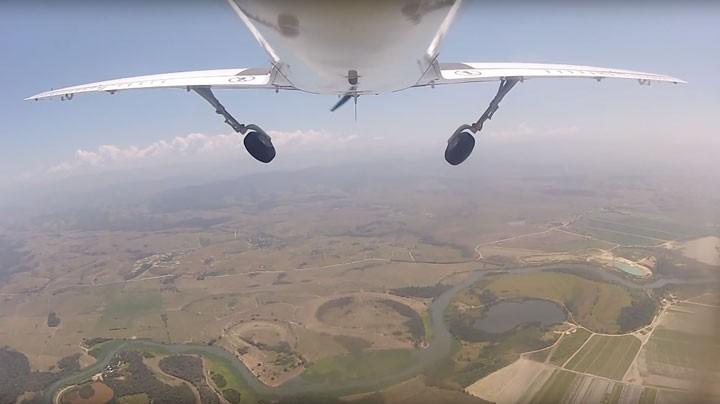 Novaer Landing Gear Test